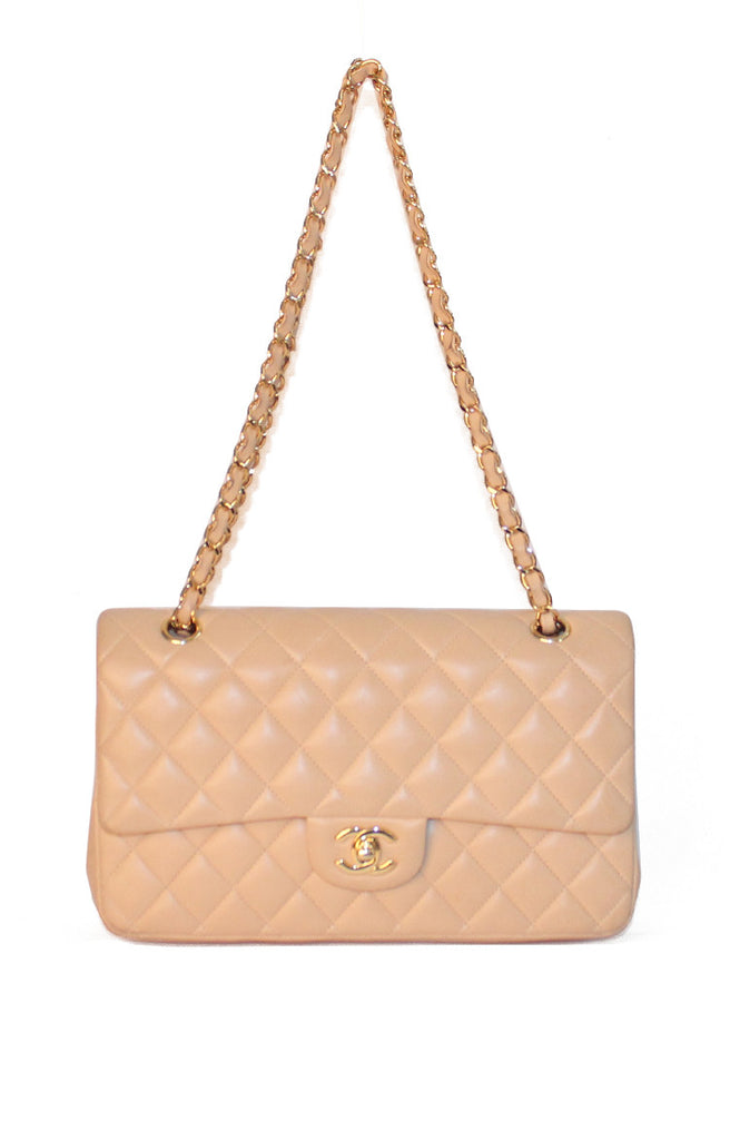 Chanel Quilted Medium Double Flap Bag