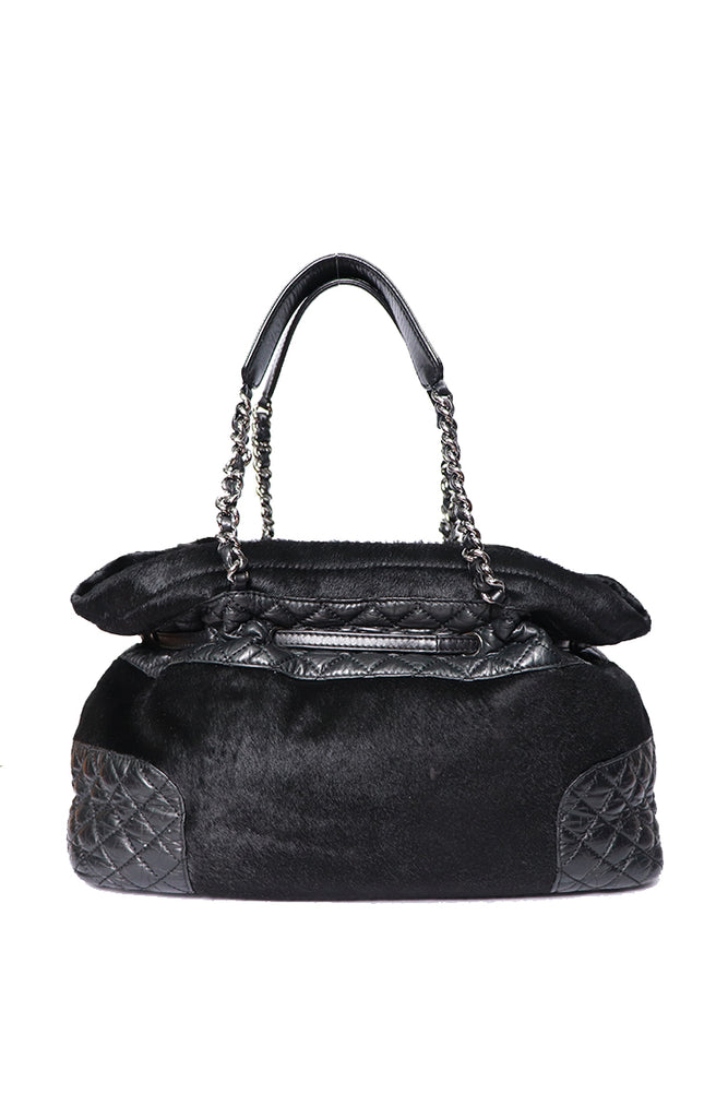 Chanel Ponyhair Tote