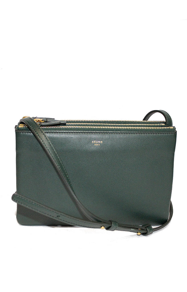 Celine Trio Green