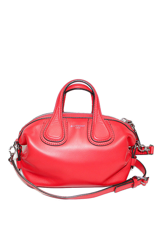Givenchy Nightingale Mini Red