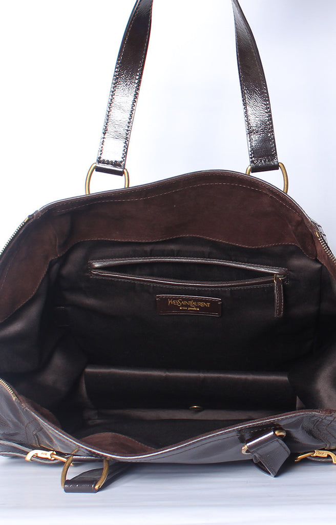 Downtown Patent Bag
