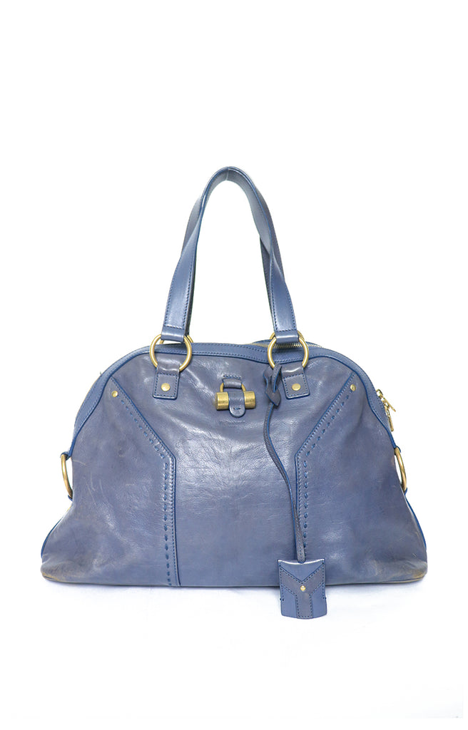 YSL Muse Grey Large – Reloved 770a98e3c27bf