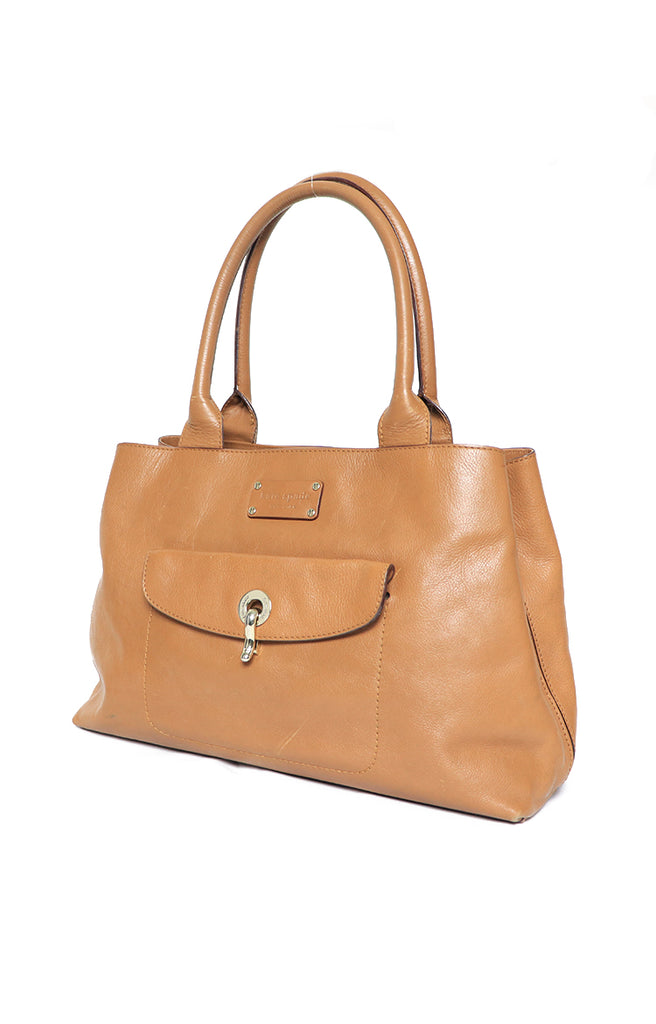 Handle Bag Brown