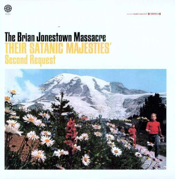 The Brian Jonestown Massacre ‎– Their Satanic Majesties' Second Request