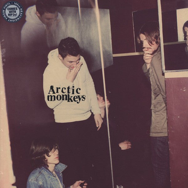 ARCTIC MONKEYS-HUMBUG