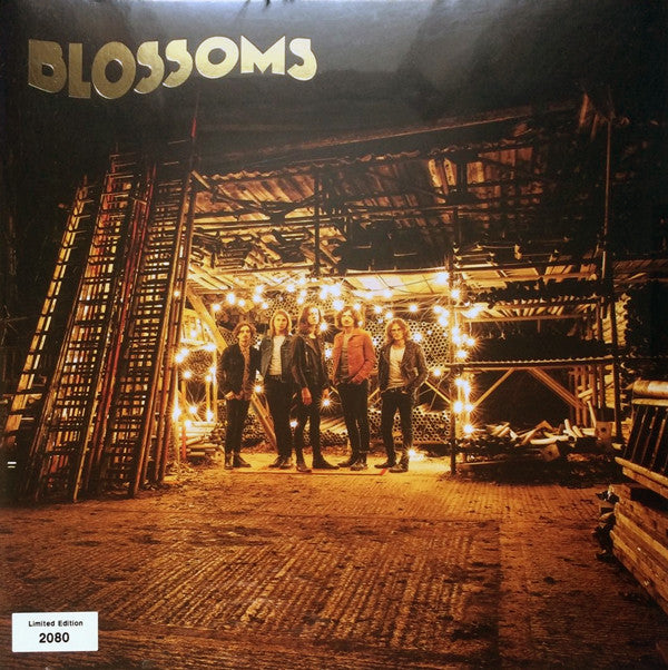 Blossoms ‎– Blossoms Ltd Edition, Numbered and signed by band