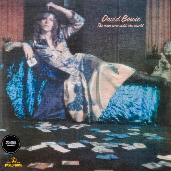 David Bowie- Man Who Sold the World (1LP 180gm 2016)