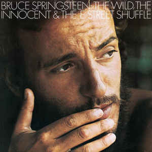 Bruce Springsteen – The Wild The Innocent & The