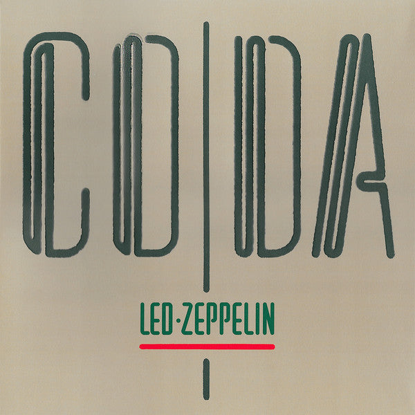 Led Zeppelin - Coda (1LP)