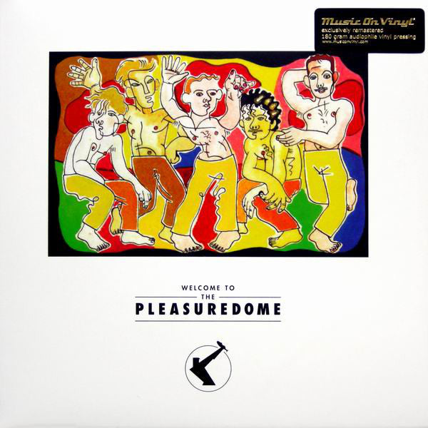 Frankie Goes To Hollywood / Welcome To Pleasuredome (2LP)