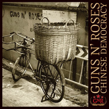 Guns N'Roses ‎– Chinese Democracy