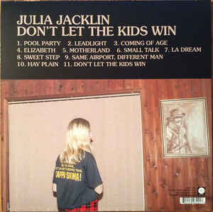 Julia Jacklin ‎– Don't Let The Kids Win
