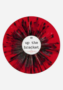 The Libertines ‎– Up The Bracket  Limited Edition, Red, Black & Yellow Splatter 1 of only 400!!!