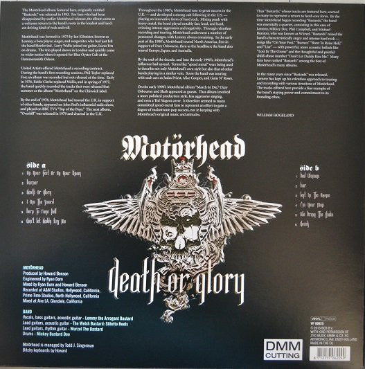 Motorhead / Death Or Glory Best Of (1LP)