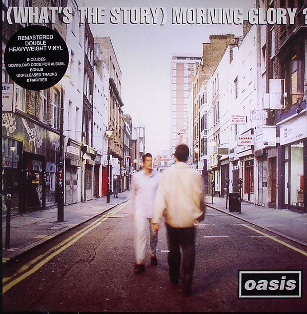 Oasis ‎– (What's The Story) Morning Glory?