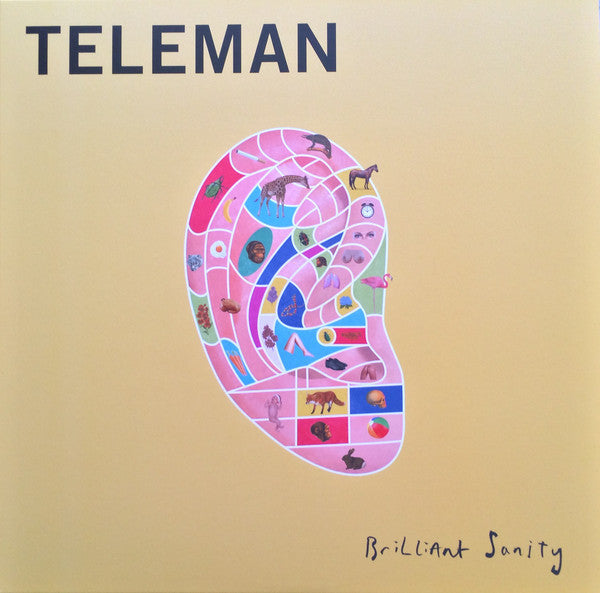 TELEMAN-BRILLIANT SANITY