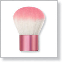 Kabuki Brush Pink for Breast Cancer Awareness