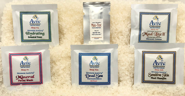 Sample Facial Kit-Acne & Sensitive Skin