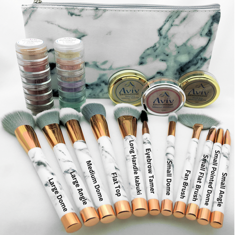 Ultimate Luxury™ Mineral Makeup Kit