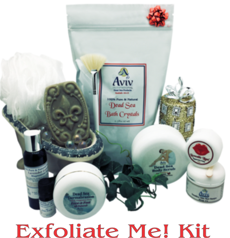 Exfolliate Me! Kit