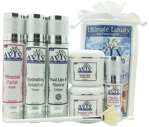 Ultimate Luxury Facial Kit Acne/Oily