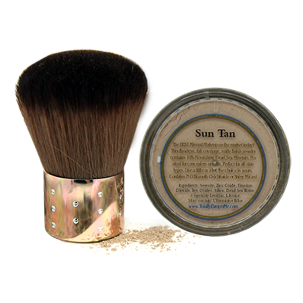 Sun Tan Dead Sea Mineral Makeup