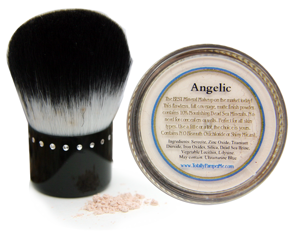 Angelic Dead Sea Mineral Makeup