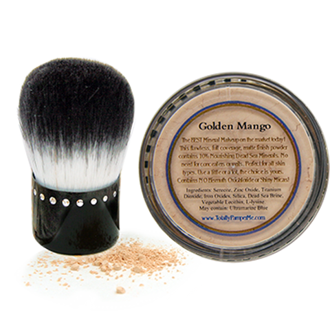 Golden Mango Dead Sea Mineral Makeup