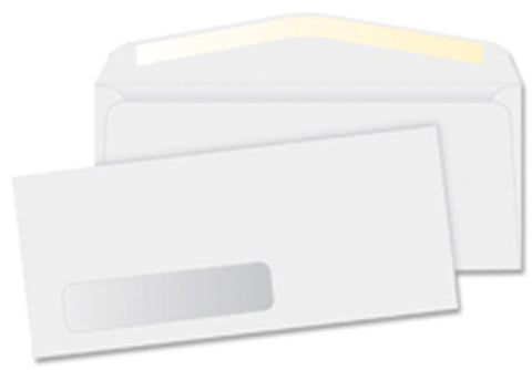 #10 Window Envelopes Printed in 1-Color