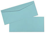 Pastel Blue Envelopes