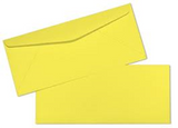 Pastel Yellow Envelopes