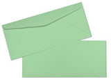 Pastel Green Envelopes