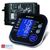 blood pressure monitor upper arm from Go Wise USA