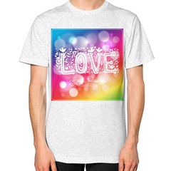 T-shirt with Love sign