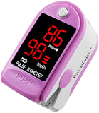 Mobile Healthy Check Up Pulse Oximeter For Women