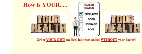 low cost healthcare blood test online