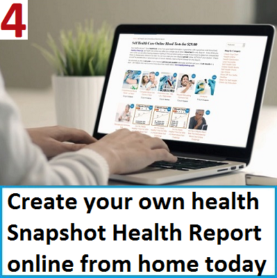Do-It-YourSelf Health Report Online