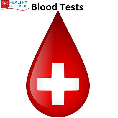 Blood Test Online (A) For Only $14.99 Scroll Down