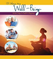 Book for Self Health Care Online:101 Ways To Well Being