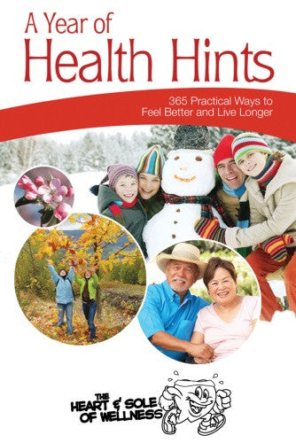 Book for Self Health Care Online: A Year of Health Hints