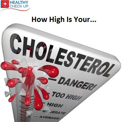 A Total Cholesterol Level Blood Test Online And A FREE Lab Draw Fee!