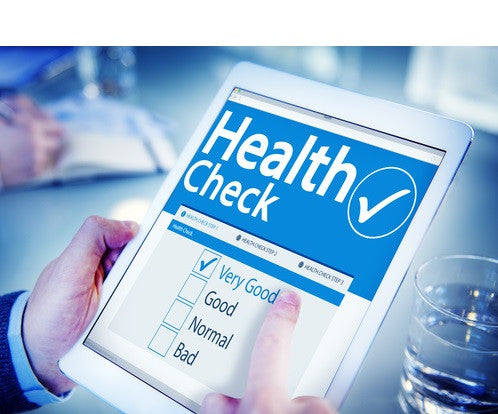 Basic Self Health Check Up Online