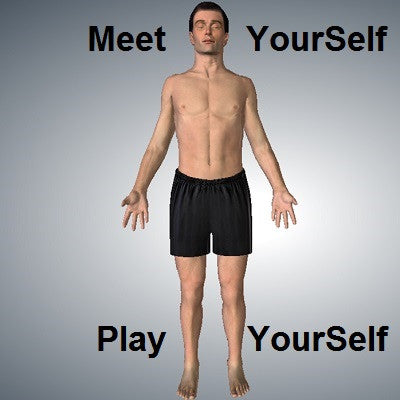 Choose a body part location or health problem and then Play With YourSelf our 3D human! TRY IT FOR FREE!