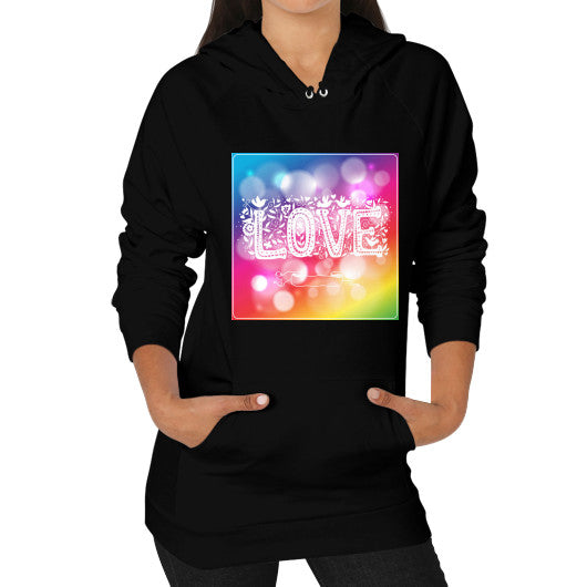 Hoodies For Women With A Love Sign