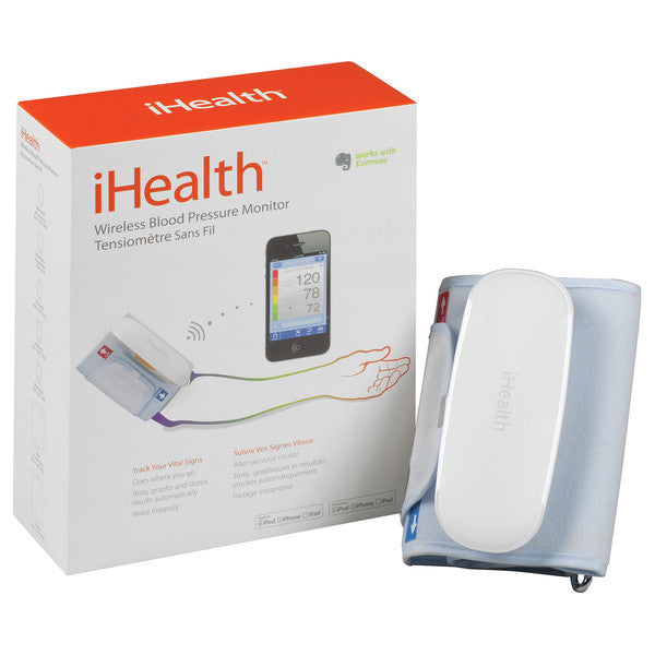 iPhone or Android Wireless Arm Blood Pressure Monitor