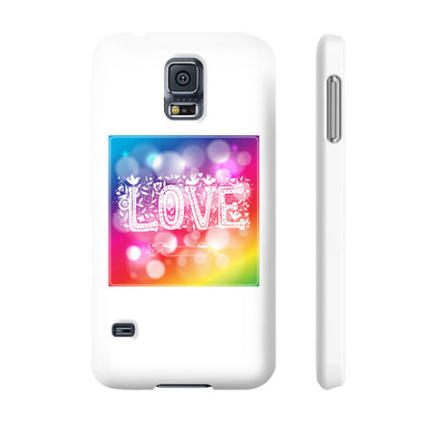 Phone Case Slim Galaxy s5 - Healthcare Blood Test Store