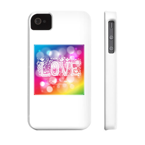 Phone Case Slim iPhone 4/4s - Healthcare Blood Test Store