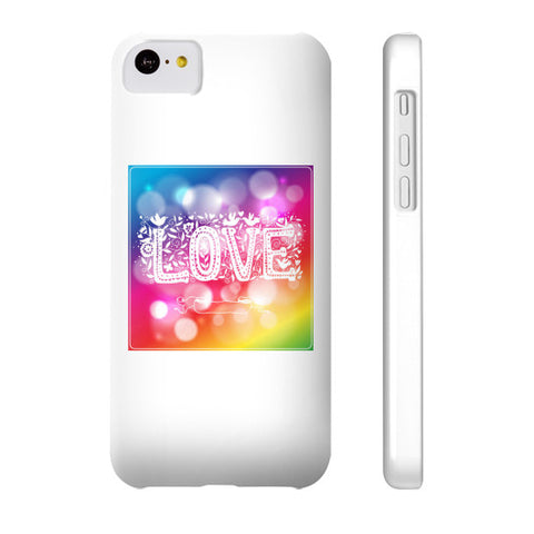 Phone Case Slim iPhone 5C - Healthcare Blood Test Store