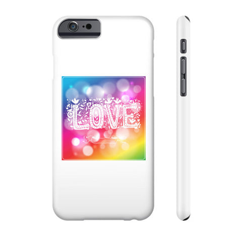 Phone Case Slim iPhone 6 - Healthcare Blood Test Store