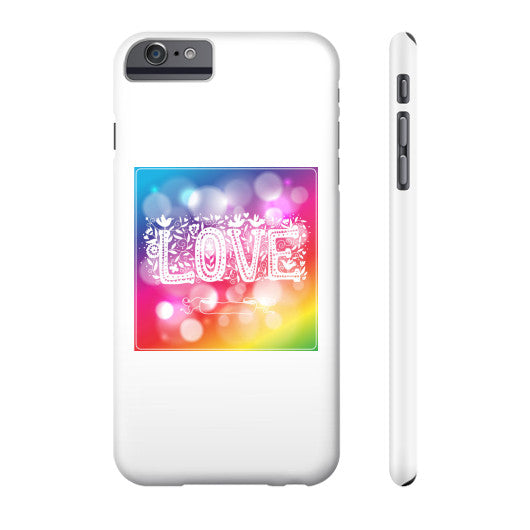 Phone Case Slim iPhone 6 Plus - Healthcare Blood Test Store